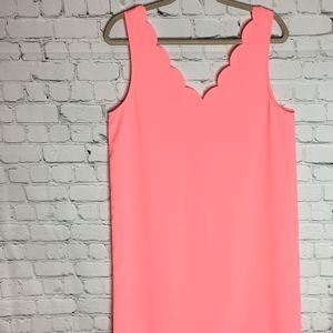 Everly Pink Dress Women's Size Large